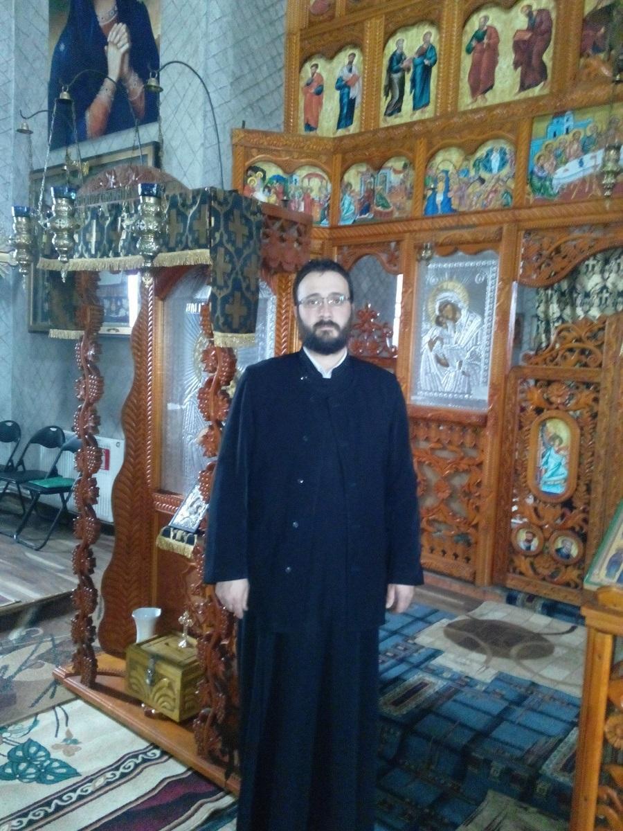 Preotul paroh
